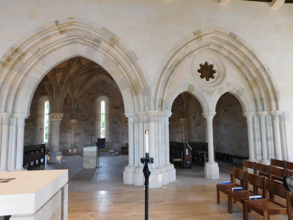 New Chapter House  -
