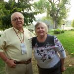 Roger & Marilyn. Aug. 2018 Woodson Bridge RV