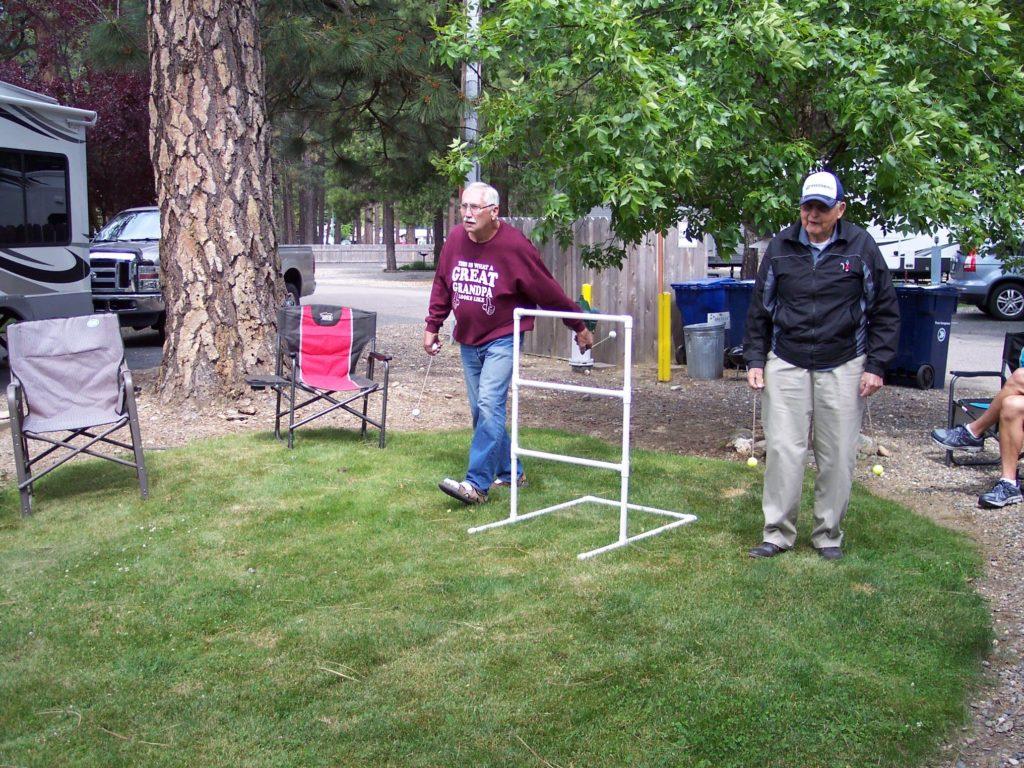 Ladder Ball, Quency, CA