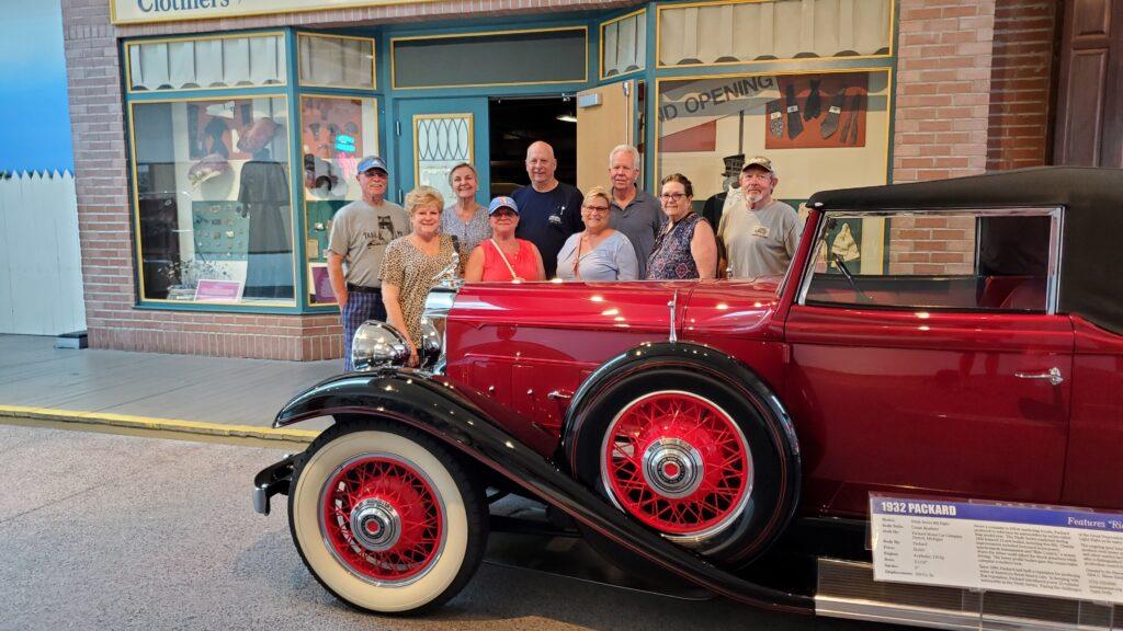 Fun at the Auto Museum, Reno, Nv June, 2021