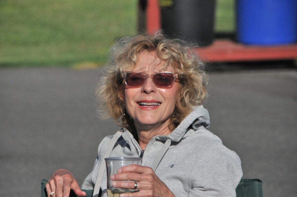 Nadine at Cromberg 2015
